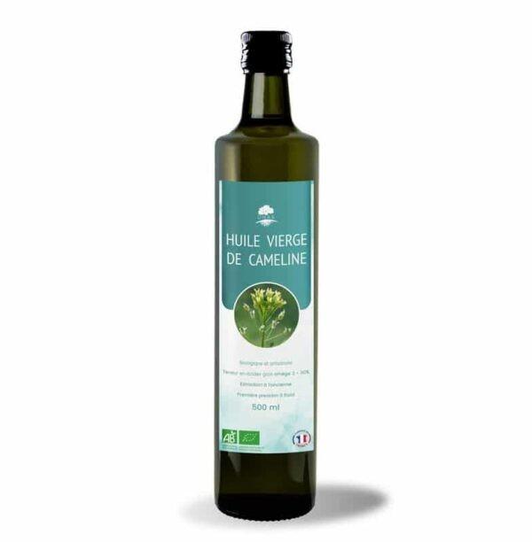 huile de cameline bio UNAE